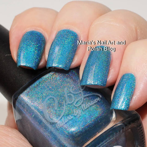 Colors by Llarowe - Summer Skies - CbL Polish of the Month May 2016