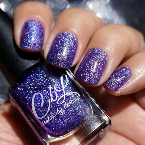 Colors by Llarowe - A Galaxy Far, Far Away - CbL Polish of the Month August 2016