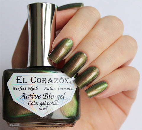 El Corazon Active Bio-gel nail polish - Polishaholic - 423/725 Nail Polish Mania