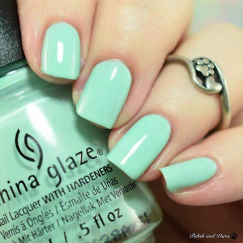 China Glaze - Summer Reign - All Glammed Up