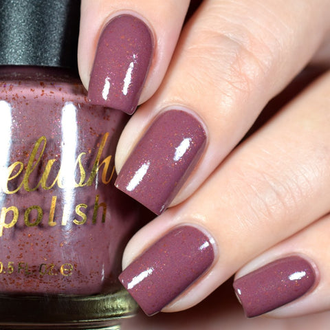 Delush Polish - Gentle Lion