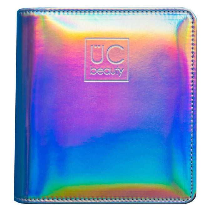 UberChic Mini Stamping Plate Storage Binder - Holographic