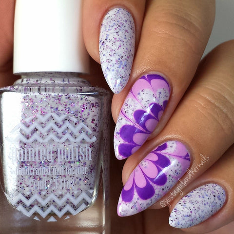 Painted Polish - Purple as a Pansy