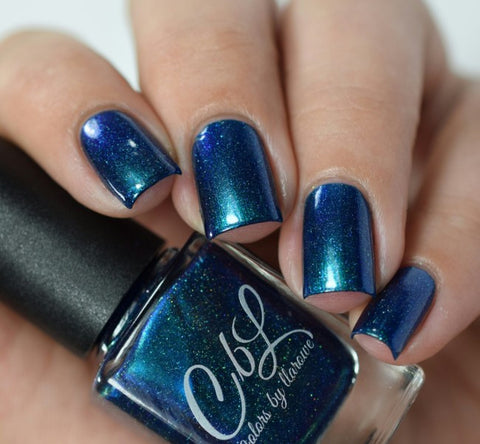 Colors by Llarowe - Fast Eddie (LE charity polish)