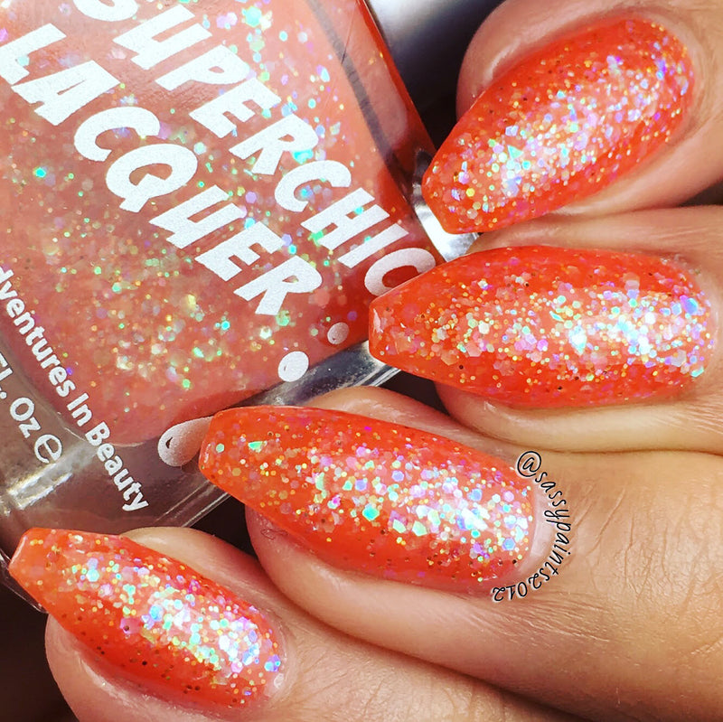 SuperChic Lacquer - Dimwit