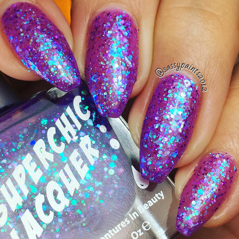 SuperChic Lacquer - Glowia