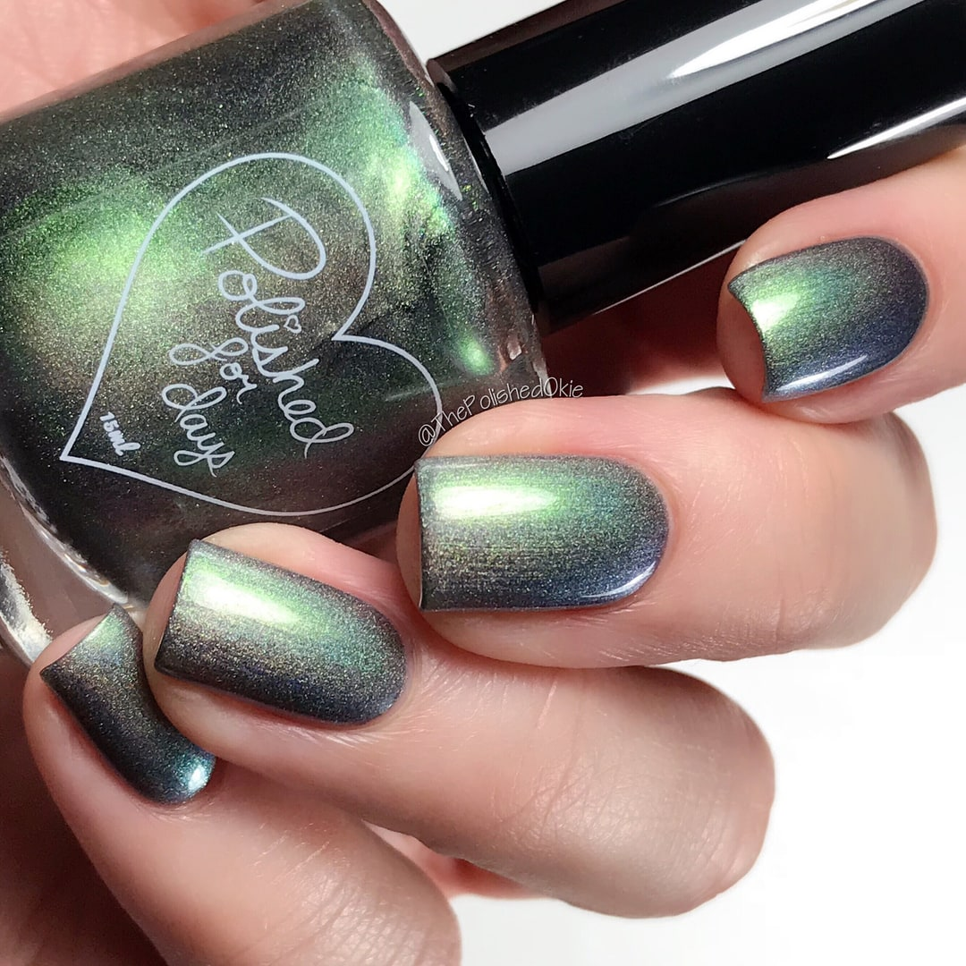 Polished For Days - Donner (discontinued - last chance)