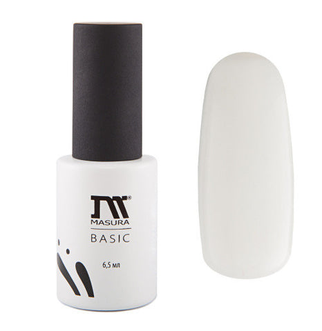 Masura - Gel Polish - 294-00 White Base (White Foundation for Gel Polishes)