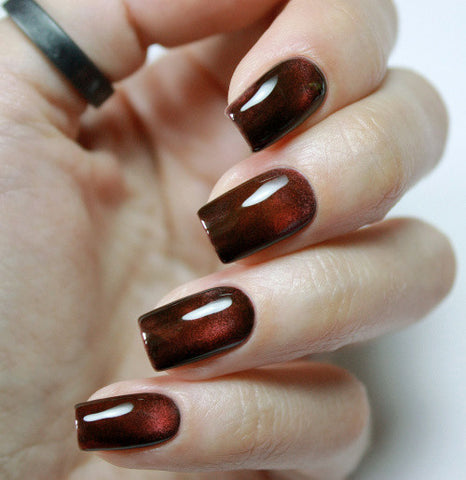 Masura - Gel Polish - 294-151 Fire Fleck