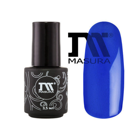 Masura - Gel Polish - 294-157 Cobalt Splash