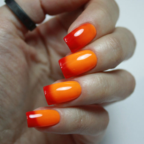 Masura - Gel Polish - 294-242 Cherry & Orange