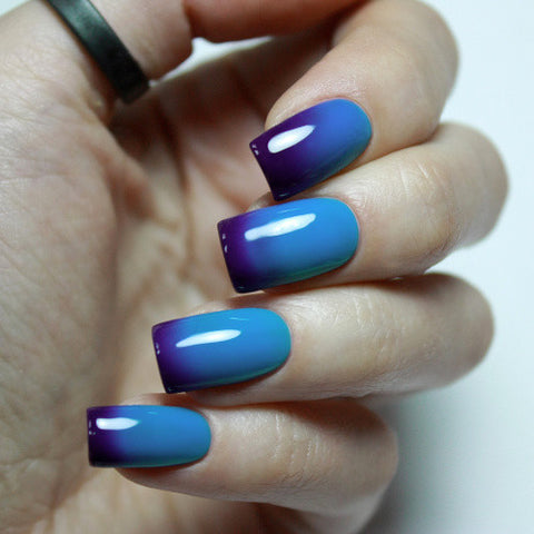 Masura - Gel Polish - 294-245 Blue Lagoon