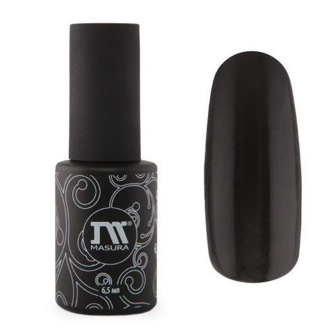 Masura - Gel Polish - 295-00 Black Base (Black Foundation for Gel Polishes)