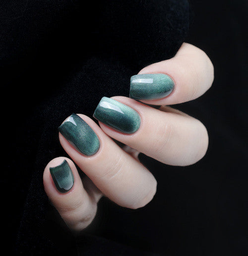 Masura - Gel Polish - 295-18 Vintage Emerald