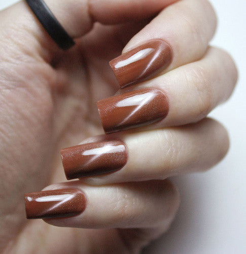 Masura - Gel Polish - 296-100 Moccachino