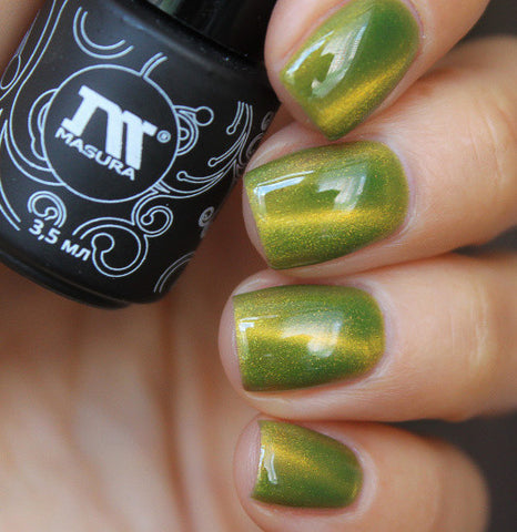 Masura - Gel Polish - 296-71 Olive Tree Under the Sun