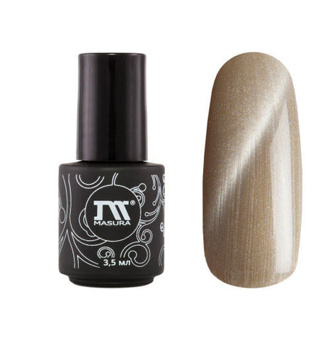 Masura - Gel Polish - 296-83 Taupe Cat Eye