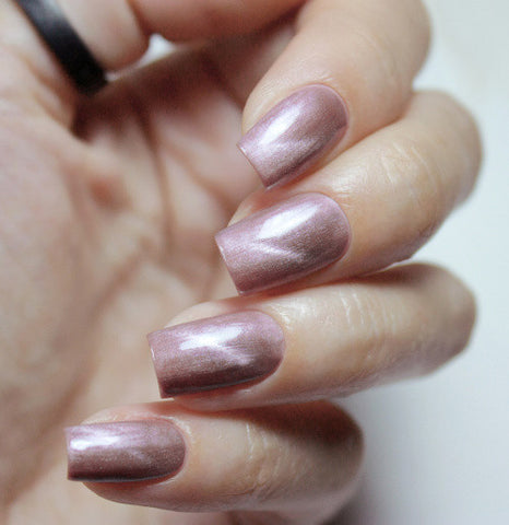 Masura - Gel Polish - 296-86 Lavender Cat Eye