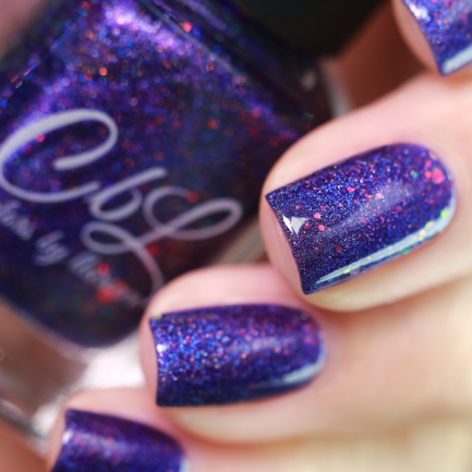 Colors by Llarowe - Siren's Song - CbL Polish of the Month February 2017