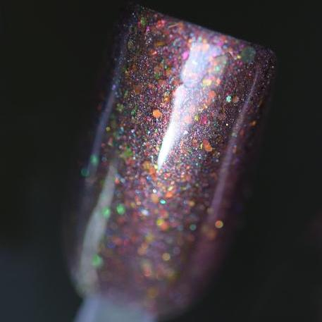 Femme Fatale Cosmetics - Tiny Wizards (August 2017 Oops - LE)
