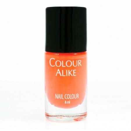 Colour Alike - Stamping Polish - Electric Orange