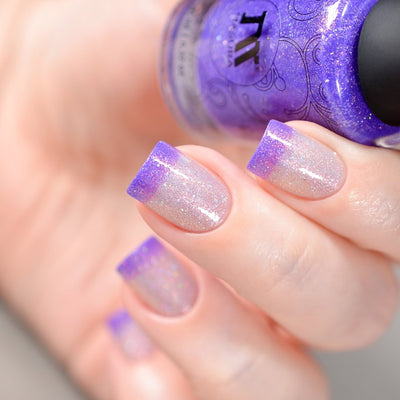 Masura - Golden Collection - 1215 Jacaranda Lace (Hypnotic Polish Collaboration)