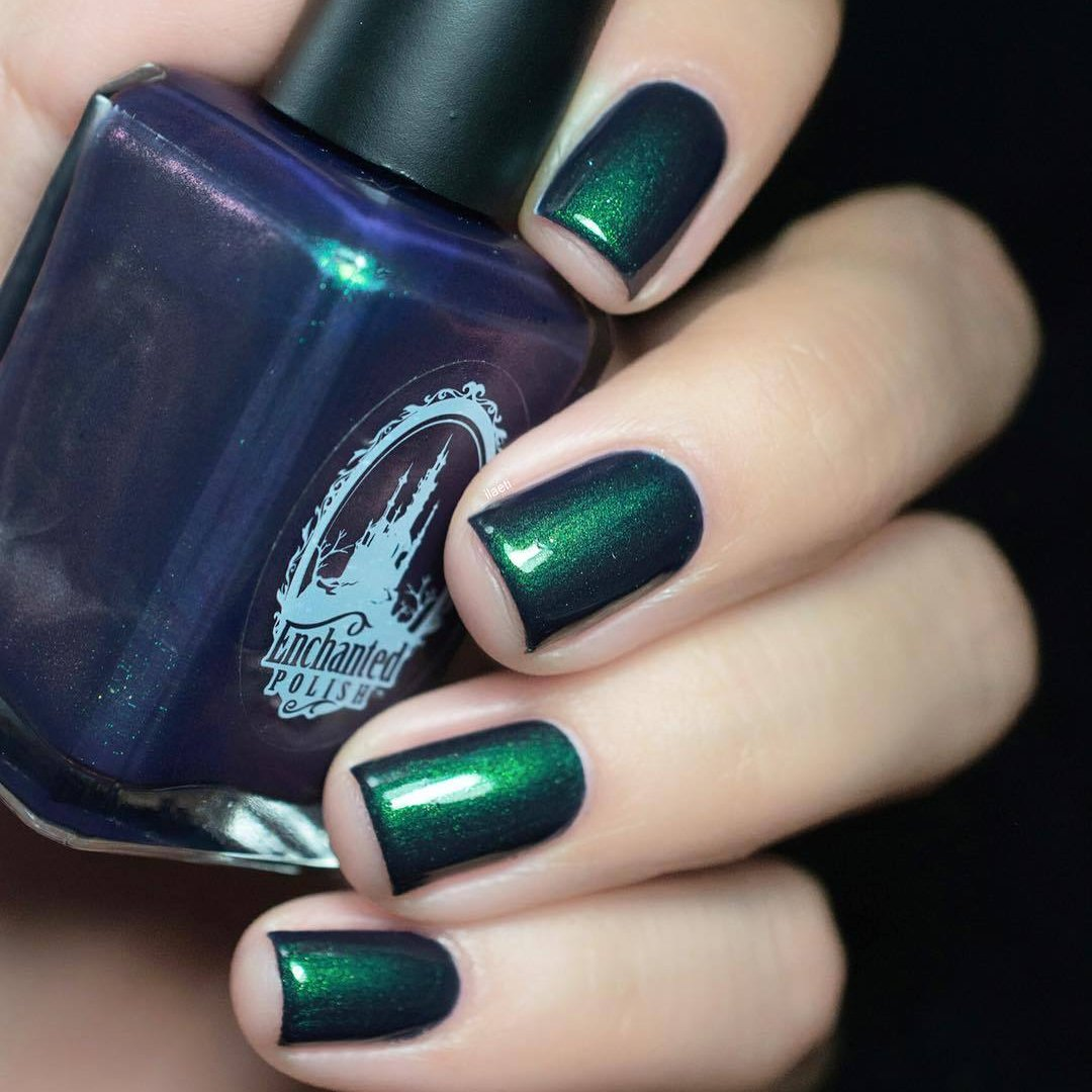 Enchanted Polish - Haunted House