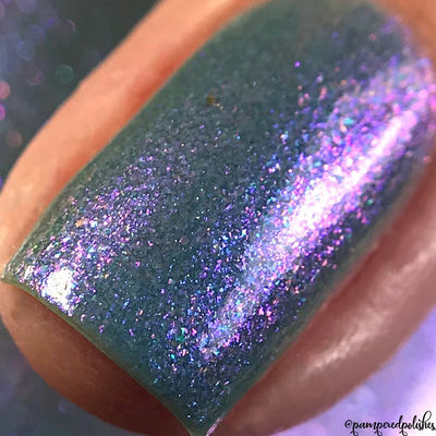 Blush Lacquers - Ocean Moonbeam