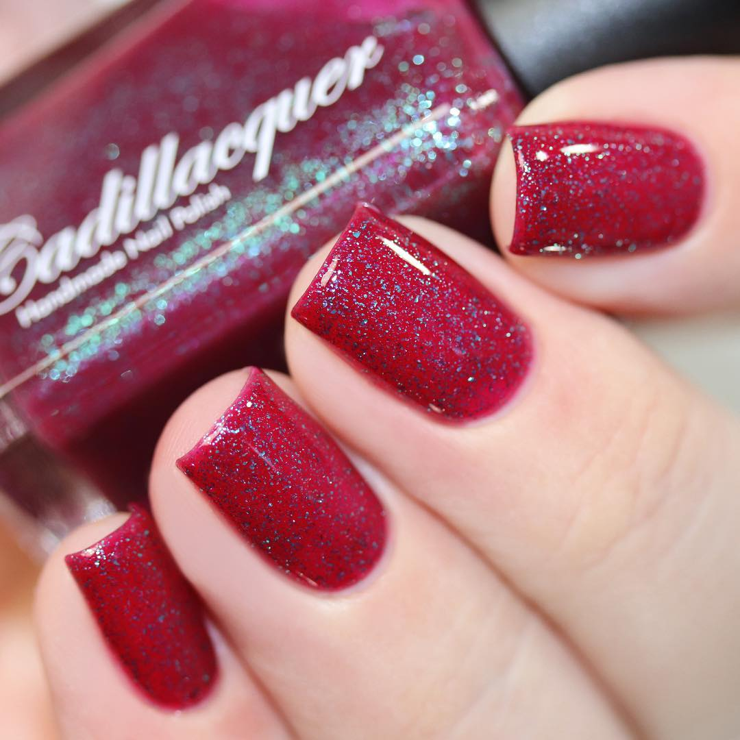 Cadillacquer - Winter Trio - Blow Out Your Candle