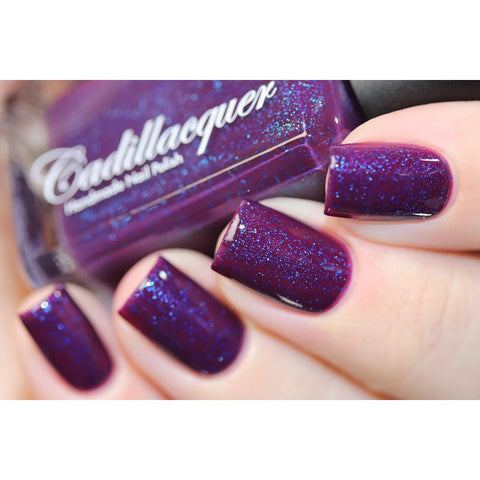 Cadillacquer - Winter Trio - Love Like Winter
