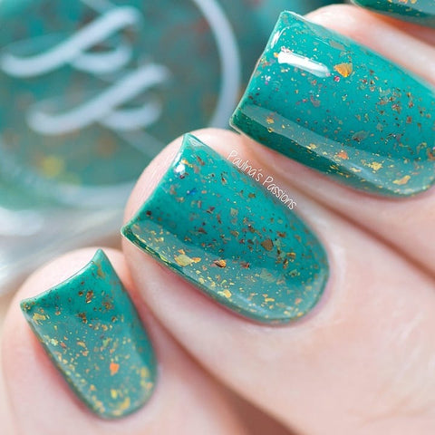 Painted Polish - Foliage & Flannel
