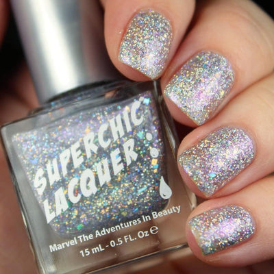 SuperChic Lacquer - Spoonful Of Sugar Plum