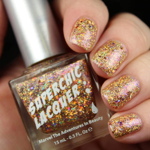 SuperChic Lacquer - Sweet Heat