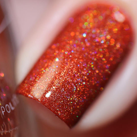Painted Polish - Mystery Holo Cinq *Revealed