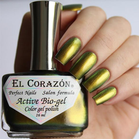 El Corazon Active Bio-gel nail polish - Polishaholic - 423/722 Nailpolishaholic