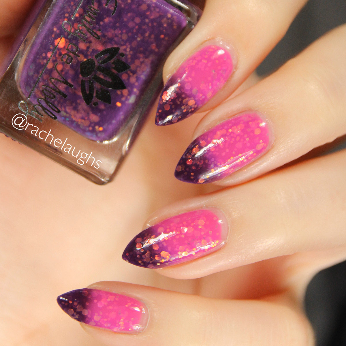 Emily de Molly - Ombres And Glitter (Thermal)