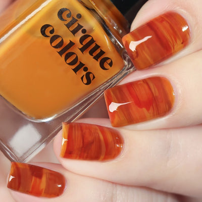 Cirque Colors - Tortoise Shell Nail Art Set