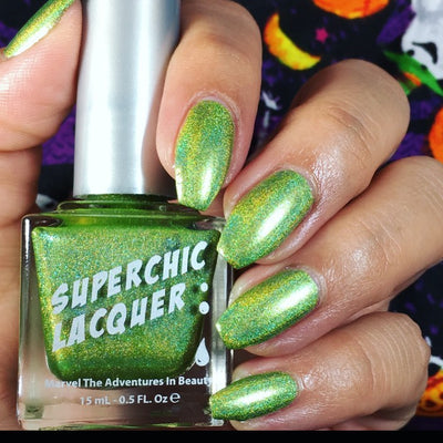 SuperChic Lacquer - Magic Cricket