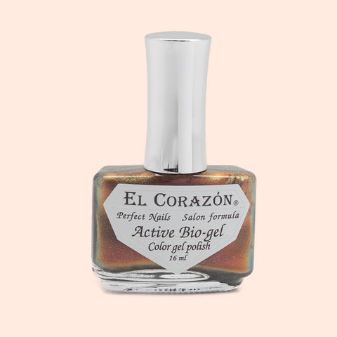 El Corazon Active Bio-gel nail polish - Life is Life - 423/747 Lucky Case