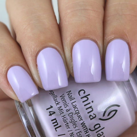 China Glaze - Pastels - A Waltz In The Park