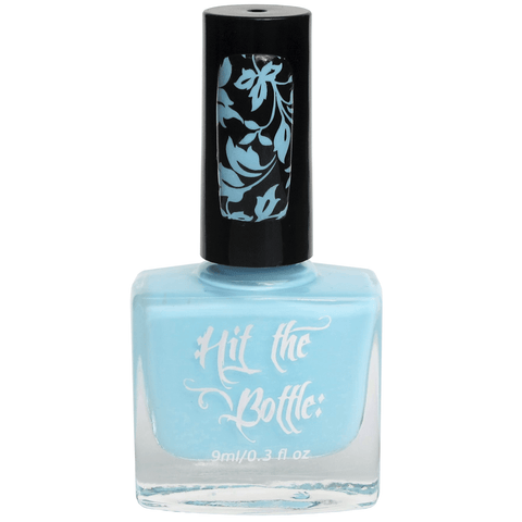 Hit The Bottle stamping polish - Arctic Cloudberry (5ml)