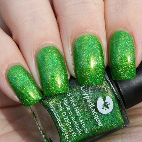 Lilypad Lacquer - Atomic Apple (7ml)