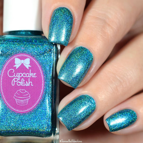 Cupcake Polish - Be More Pacific