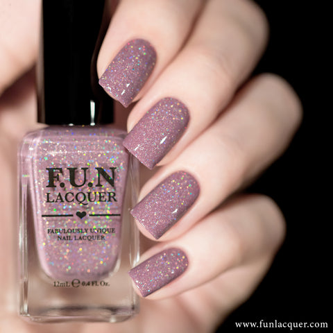 F.U.N Lacquer - Berry Smoothie