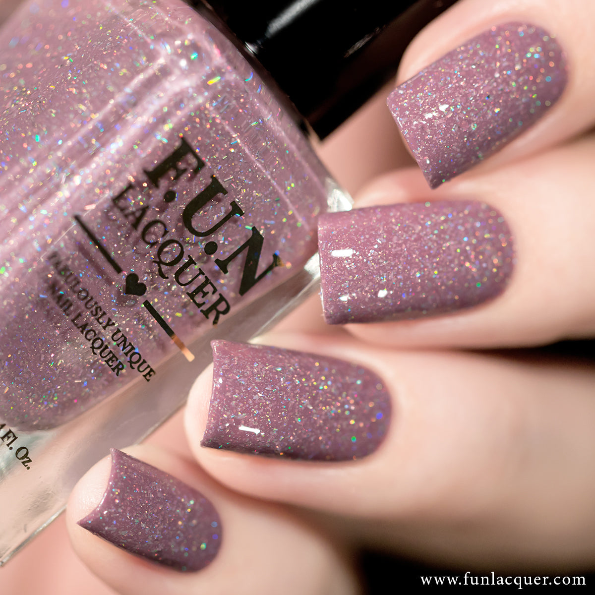 F.U.N Lacquer - Berry Smoothie | Hypnotic Polish