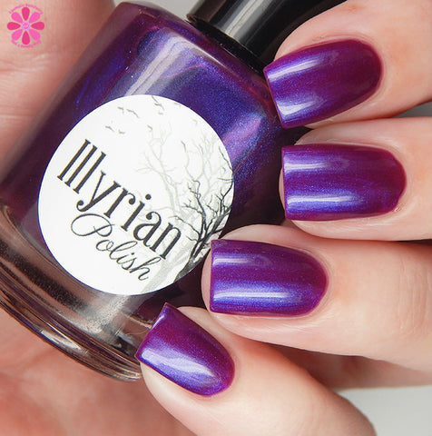 Illyrian Polish - Bioluminescent