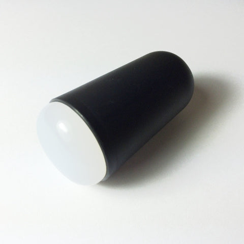 Silicone stamper (black handle)