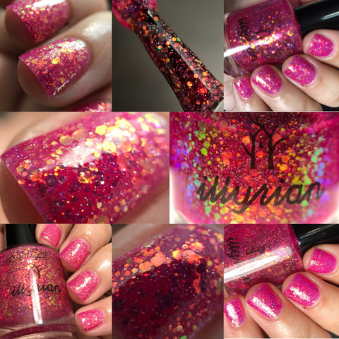 Illyrian Polish - Blaze (January 2017 CotM - LE)