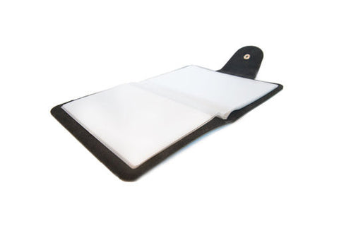 UberChic Stamping Plate Storage Folder - Black