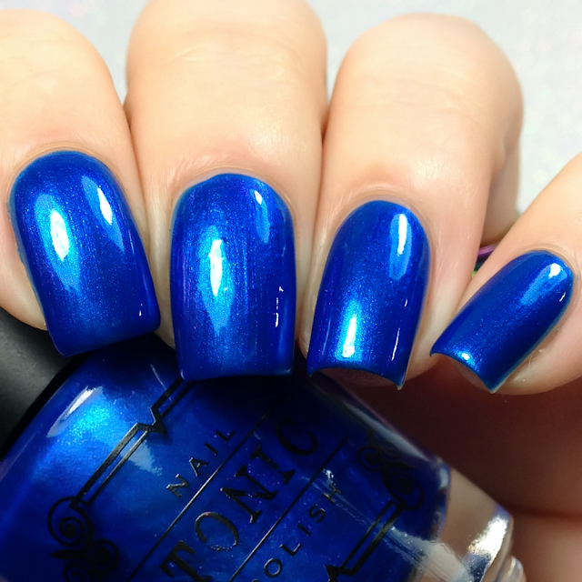 Tonic Polish - Blue Razz-Berry